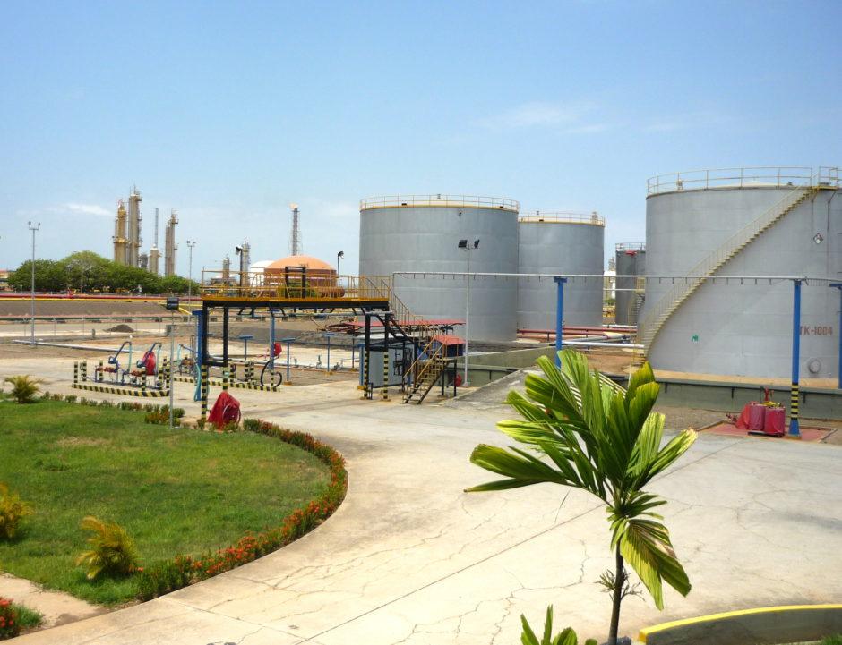 Planta de Procesamiento de Gasolina de Pirólisis (Pygas)